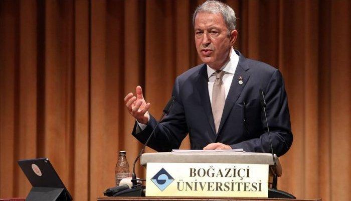 Hulusi Akar: Türkiyə Ermənistandan arxivləri açmasını gözləyir