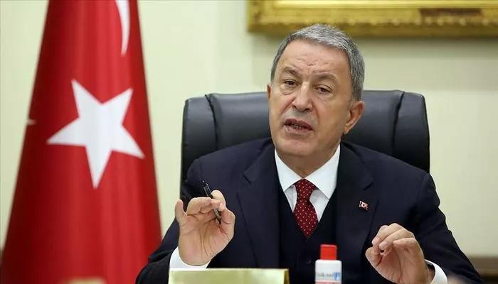 Hulusi Akar Türkiyə və Rusiya arasında qarşıdurma ehtimalına münasibət bildirib