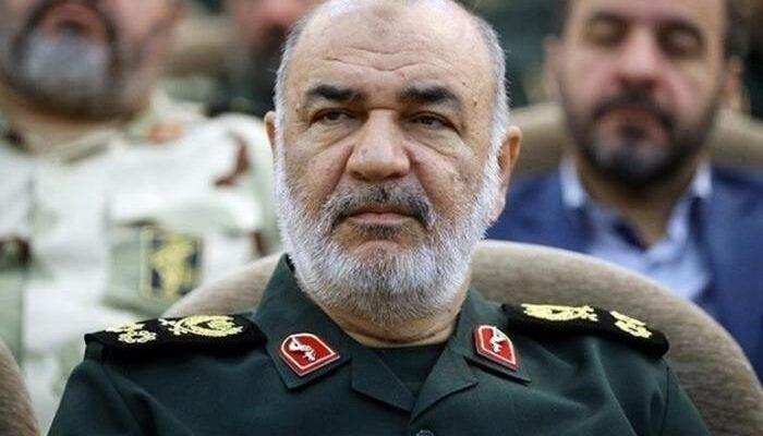 """Hüseyn Salami: """"İran ABŞ-dan general Süleymaninin qisasını alacaq"""""""