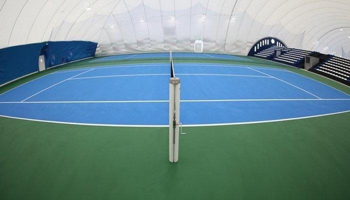 İBB'den sağlık çalışanlarına özel tenis turnuvası