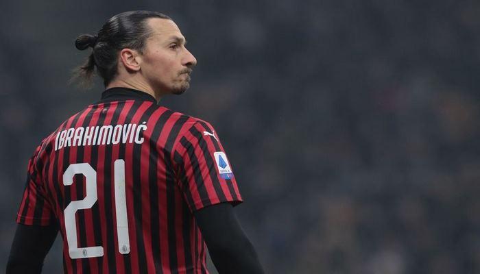 Ибрагимович решил остаться в «Милане»