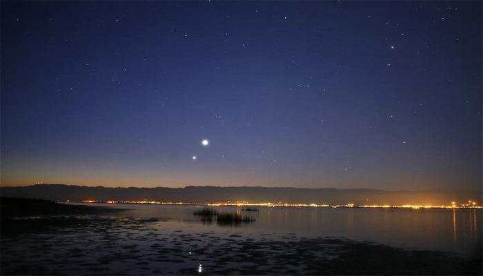 İç Gezegenler Hava Karardığında Nasıl Oluyor Da Görünebiliyor?