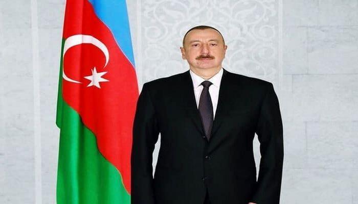 İlham Əliyev Almaniya Prezidentinə başsağlığı verib