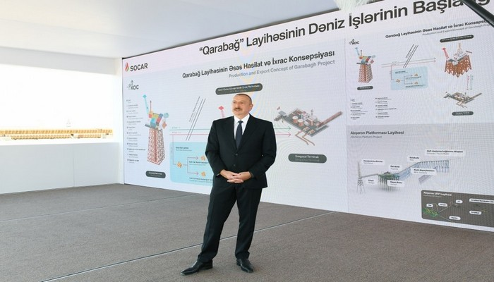 """İlham Əliyev: """"AXC-Müsavat cütlüyü işğala imkan yaratdı"""""""