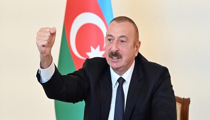 İlham Əliyev: Azərbaycan Ordusu Şuşa şəhərini işğaldan azad etdi