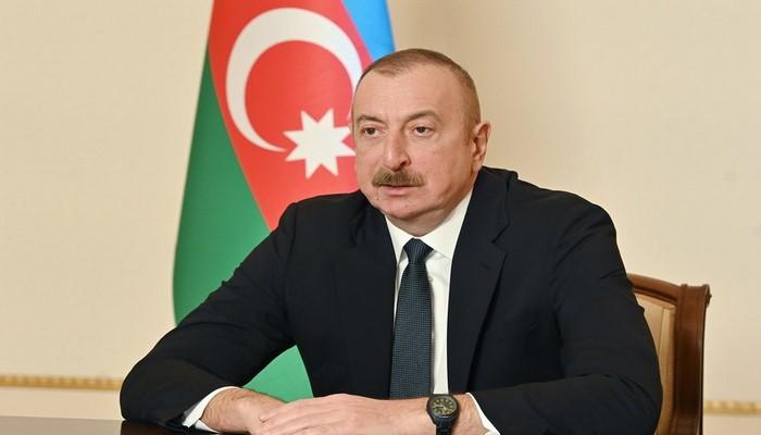 """İlham Əliyev: """"Azərbaycan xalqı 101 il əvvəl əlimizdən alınmış Zəngəzura qayıdacaq"""""""