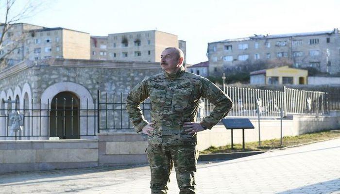 """İlham Əliyev: """"Azərbaycan xalqı əsrlərboyu azadlıq, müstəqillik eşqi ilə yaşayıb"""""""