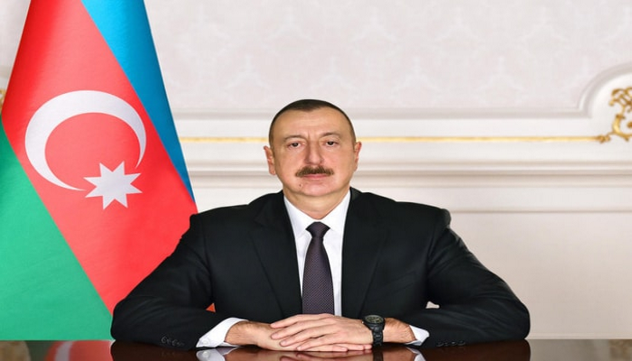 """İlham Əliyev: """"Azərbaycanda internet azaddır, heç bir senzura, heç bir məhdudiyyət yoxdur"""""""