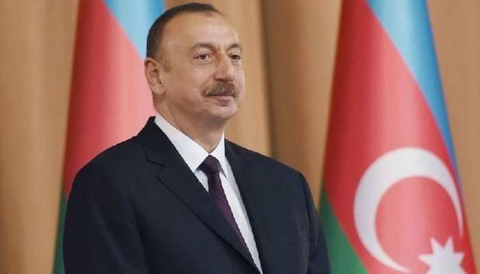 İlham Əliyev Balakəndə