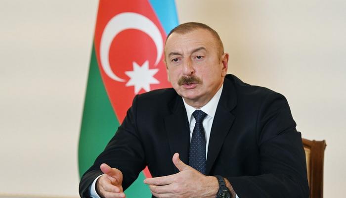 """İlham Əliyev: """"Bayraktar"""" uğurlarımızın əldə edilməsində müstəsna rol oynadı"""""""