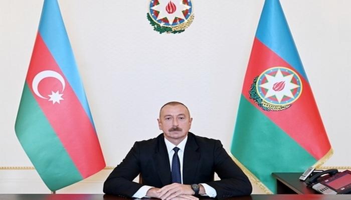 """İlham Əliyev: """"Beş rayonun demək olar ki, hamısı işğaldan azad edilib"""""""