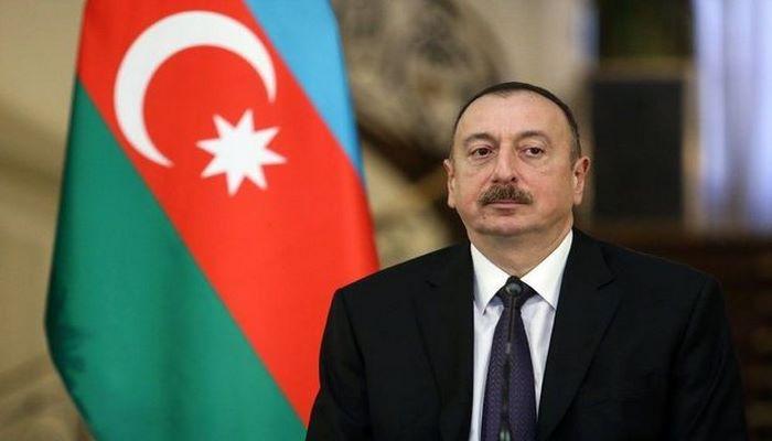"""İlham Əliyev bir qrup hərbi qulluqçunu """"İgidliyə görə"""" medalı ilə təltif etdi"""