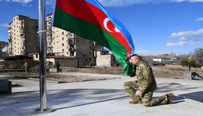 """İlham Əliyev """"Biz Şuşaya yaxınlaşırıq"""""""