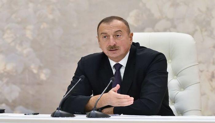 """İlham Əliyev: """"Bizim doğma torpağımız Zəngəzurdur, bizim doğma torpağımız Göyçə mahalıdır, İrəvandır"""""""