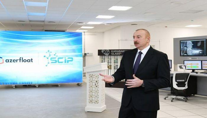 """İlham Əliyev: """"Bugünkü Azərbaycana investisiyalar daha böyük həcmdə gələcək"""""""