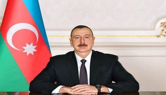 İlham Əliyev Cəmil Əliyevi təltif etdi - SƏRƏNCAM