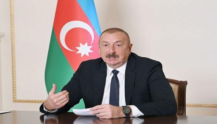 """İlham Əliyev: """"Dağlıq Qarabağ adında hazırda hər hansı bir ərazi vahidi yoxdur"""""""