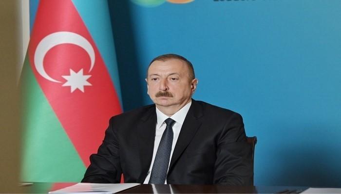"""İlham Əliyev: """"Ermənilər bütün dünyada Türkiyəyə qarşı çirkin kampaniya aparırlar"""""""