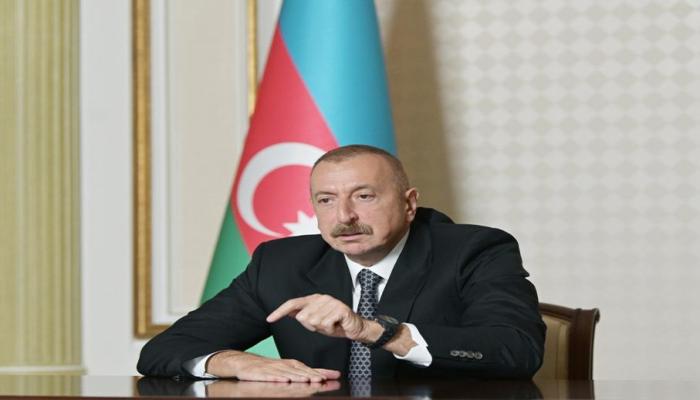 """İlham Əliyev: """"Ermənilər öz hakimiyyətini məsuliyyətə cəlb etməlidir"""""""