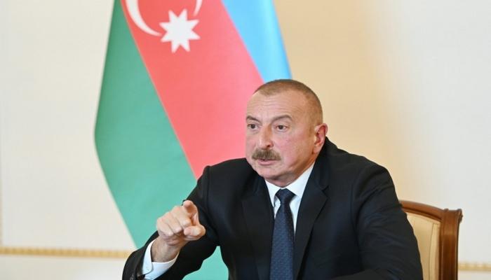 """İlham Əliyev: """"Ermənistanın inkişafı üçün yeganə yol var"""""""