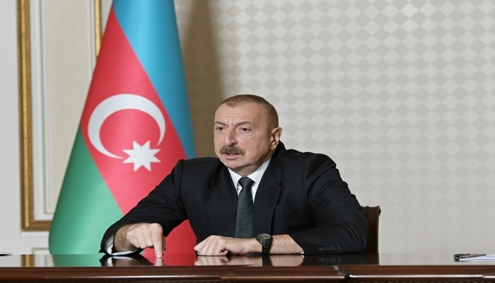 """İlham Əliyev: """"Əsas məqsədimiz iqtisadiyyatımızın şaxələndirilməsini davam etdirməkdir"""""""
