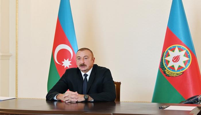 """İlham Əliyev: """"Hazırda regionda tamamilə yeni vəziyyət mövcuddur"""""""