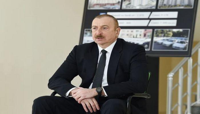 """İlham Əliyev: """"İskəndər"""" raketlərini Ermənistan pulla alıb? Pulsuz alıb"""""""