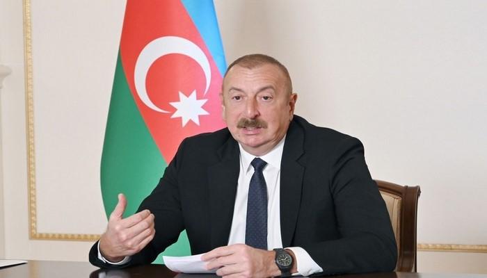 """İlham Əliyev: """"Müharibədən sonra bütün dünya erməni vəhşiliyinin yırtıcı sifətini gördü"""""""