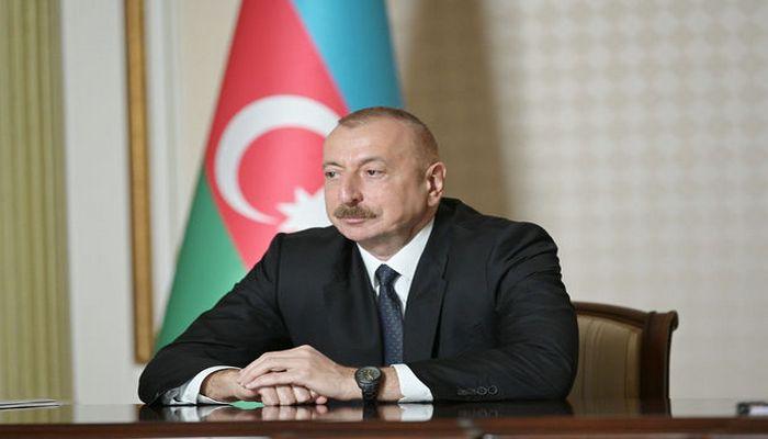 İlham Əliyev Özbəkistan prezidentinə məktub ünvanladı