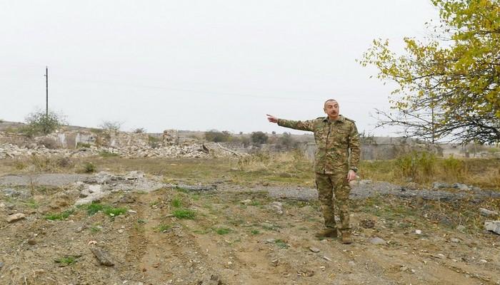 """İlham Əliyev: """"Qarabağın bərpasından başqa önəmli bir işimiz qalmadı"""""""