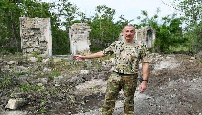 """İlham Əliyev: """"Qərbi Zəngəzur da bizim tarixi torpağımızdır"""""""