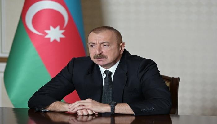 """İlham Əliyev: """"Sən kimsən bizim ordumuza göstəriş, məsləhət verirsən?"""""""