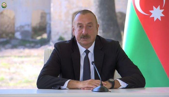 İlham Əliyev Şuşa bəyannaməsinin əhəmiyyətindən DANIŞDI
