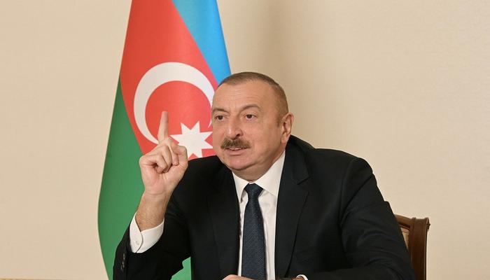 """İlham Əliyev: """"Şuşa əyilmədi, sınmadı, öz ləyaqətini qorudu"""""""