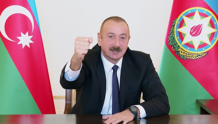 """İlham Əliyev: """"Şuşanın azad olunması Ermənistan dövlətinin çökməsi demək idi"""""""