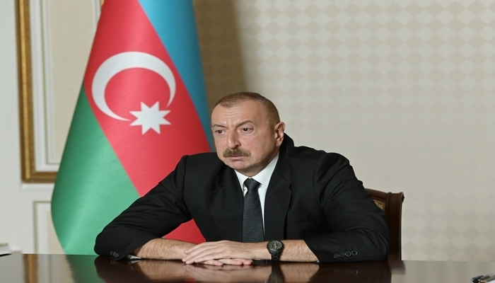 """İlham Əliyev: """"Xocalı soyqırımı Ermənistan faşizminin təzahürü idi"""""""