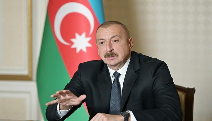 """İlham Əliyev: """"Zəngəzur dəhlizinin açılması bütün region ölkələri üçün yeni imkanlar yaradacaq"""""""