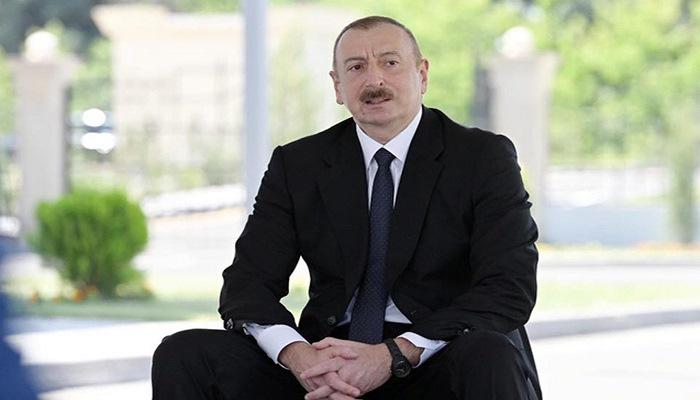 """İlham Əliyev:""""Dəqiq bilirik ki, onlarda azı bir milyon minanı göstərən xəritə var"""""""