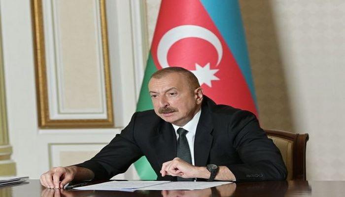 İlham Əliyevin yanında su təsərrüfatının vəziyyətinə həsr olunmuş müşavirə keçirildi