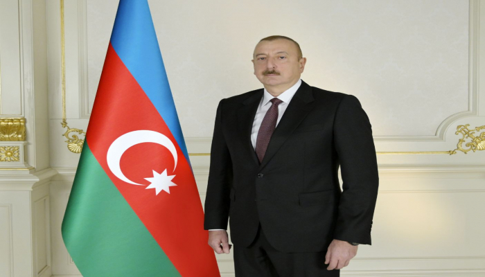 Президент Ильхам Алиев поздравил бразильского коллегу