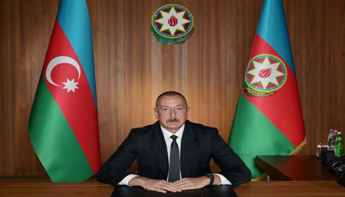 Президент Ильхам Алиев: Территориальная целостность Азербайджана никогда не была и не будет предметом переговоров