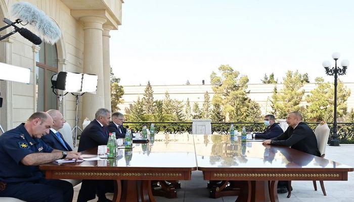 Ильхам Алиев: «Кубок моря» будет служить делу укрепления сотрудничества между всеми странами, которые в нем участвуют