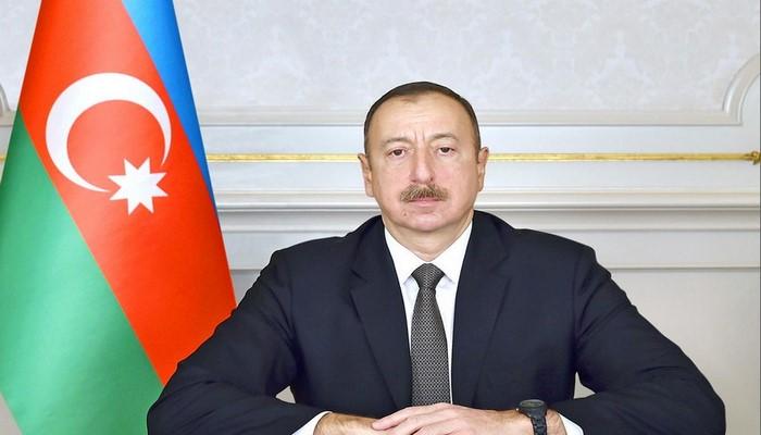 """Ильхам Алиев: """"Самолеты F-16 турецких ВВС никоим образом не участвуют в боевых действиях"""""""