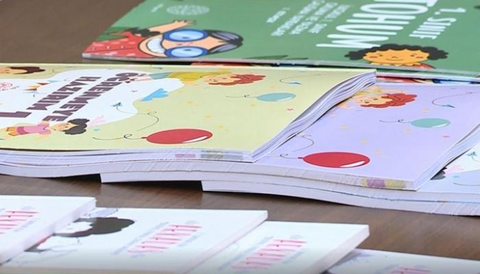 İlkokul öğrencileri için iki yeni çalışma seti