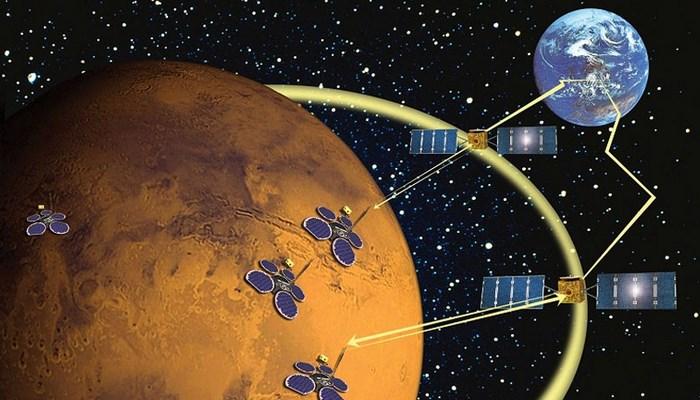 İlon Mask Yerlə Mars arasında peyk rabitəsi yaradacaq