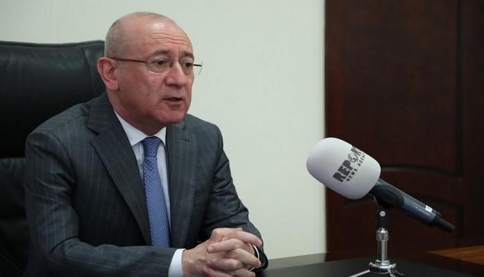 """İlqar Rəhimov """"Şöhrət"""" ordeni ilə təltif edilib"""