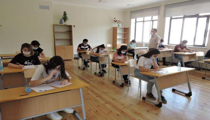 Объявлены результаты вчерашнего экзамена по азербайджанскому языку