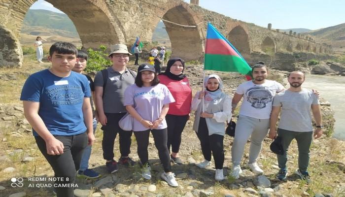 Иностранные студенты БГУ побывали в освобожденных районах Азербайджана