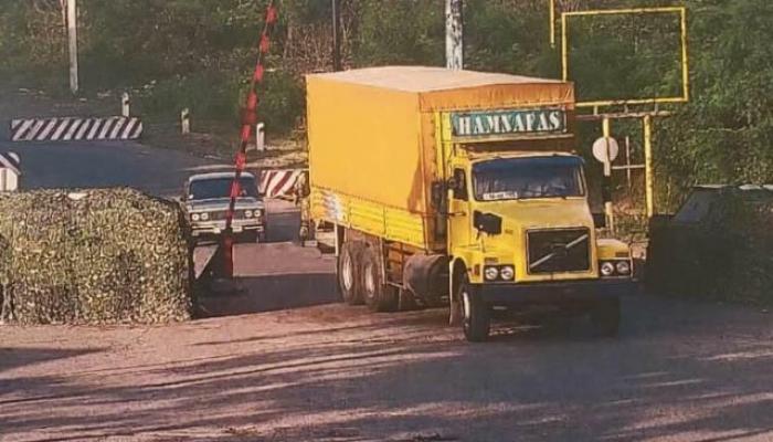 İran qaçaqmalçılıq yolu ilə Qarabağa daxil olur