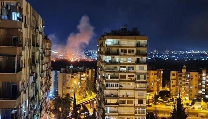 İsrail Suriyanın paytaxtı Dəməşqi bombaladı - Əsəd rejimi və İran dəstəkli qruplar vuruldu